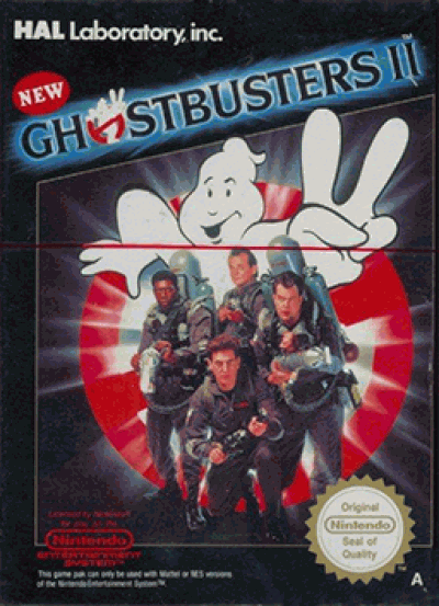 New Ghostbusters 2 [hM01]