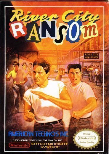 New-RCR (River City Ransom Hack)