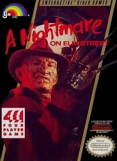 Nightmare On Elm Street, A [T-Port]