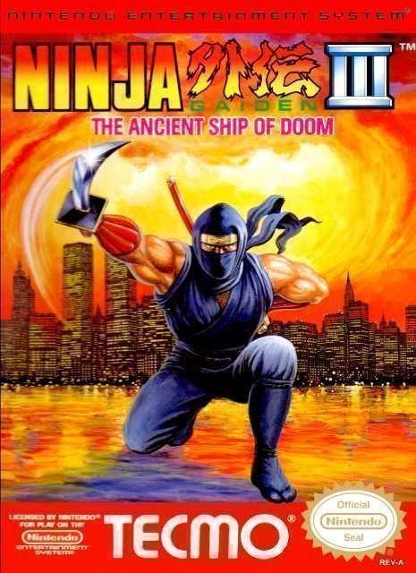 Ninja Gaiden 3 - The Ancient Ship Of Doom [T-Port_ZERO]