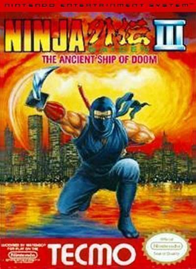 Ninja Gaiden 3 - The Ancient Ship Of Doom