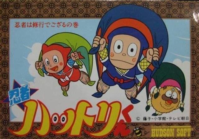 Ninja Hattori Kun [p2]