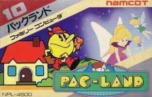 Pac Pac Land (Clu Clu Land Hack)
