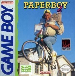 Papergirl (Paperboy Hack)