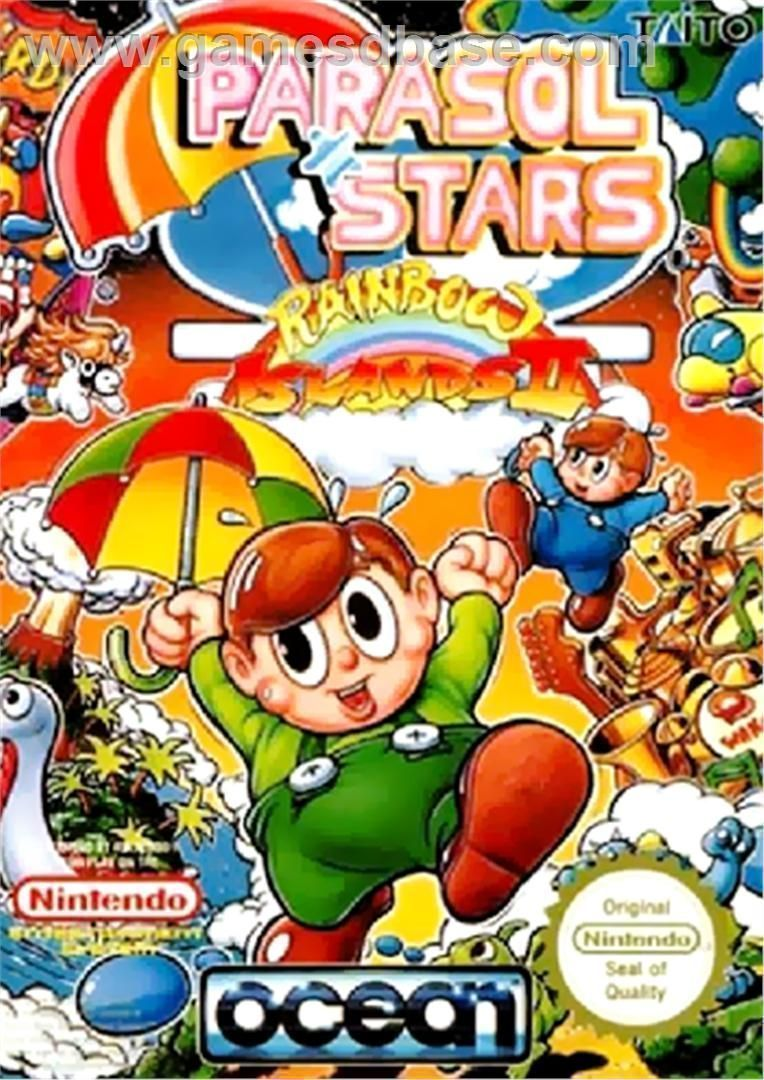 Parasol Stars - The Story Of Bubble Bobble 3