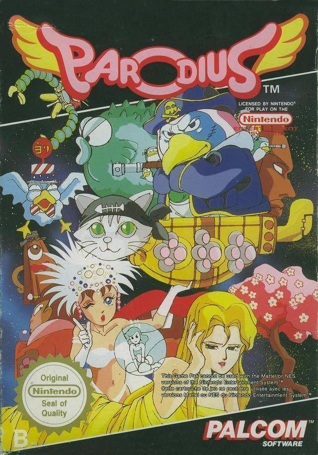 Parodius Da! [hM04]