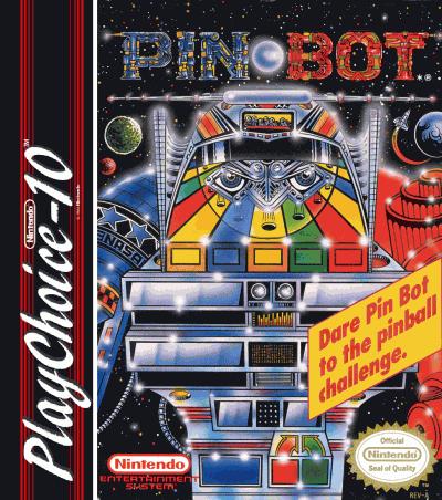 Pinbot (PC10)