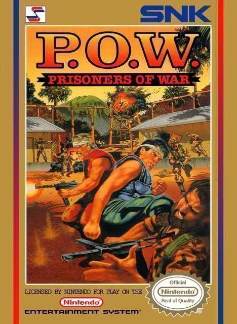 POW - Prisoners Of War [T-Port]