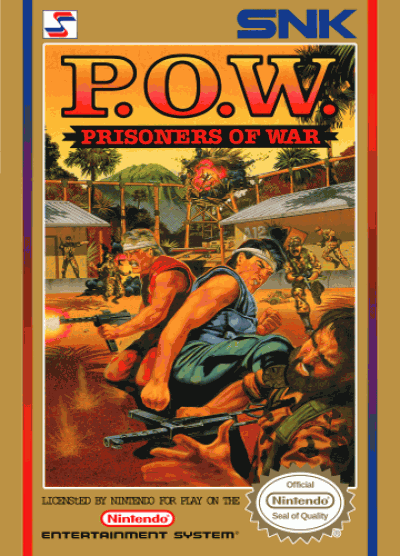 POW - Prisoners Of War