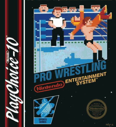 Pro Wrestling (PC10)