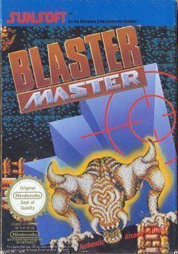 Propeller Master (Blaster Master Hack)