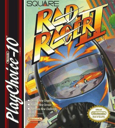 Rad Racer 2 (PC10)