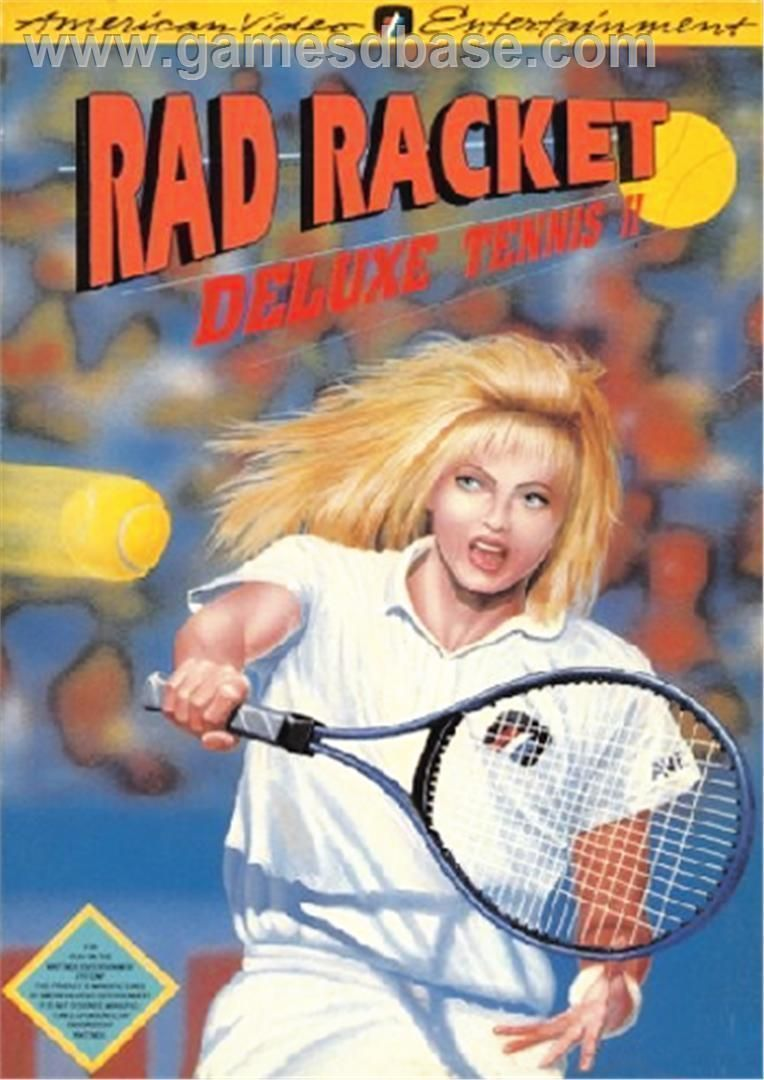 Rad Racket - Deluxe Tennis 2