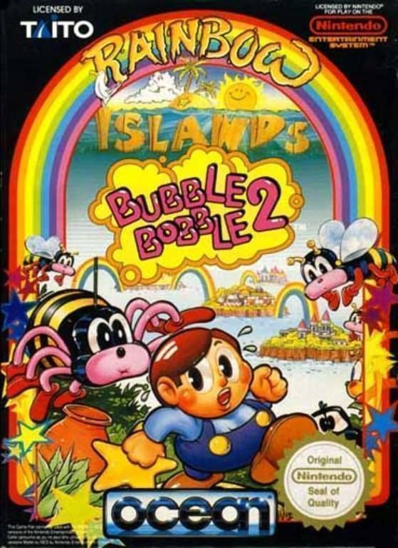 Rainbow Islands - The Story Of Bubble Bobble 2