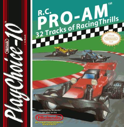 RC Pro-Am (PC10)