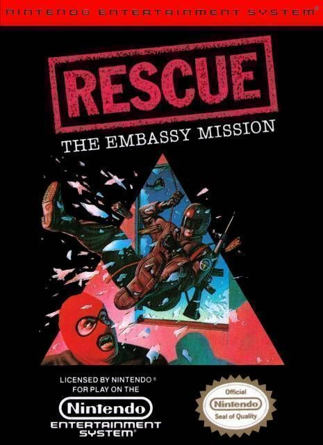 Rescue - The Embassy Mission