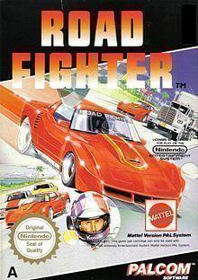 Road Fighter [T-Port]
