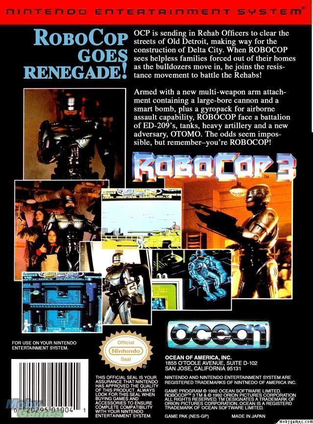 Robocop 4 (Robocop 3)
