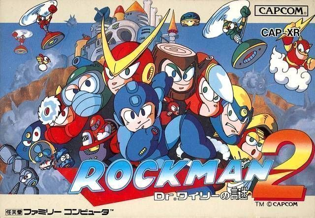 Rockman 2 - Dr Wily No Nazo [T-Eng1.0]