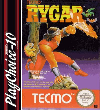 Rygar (PC10)