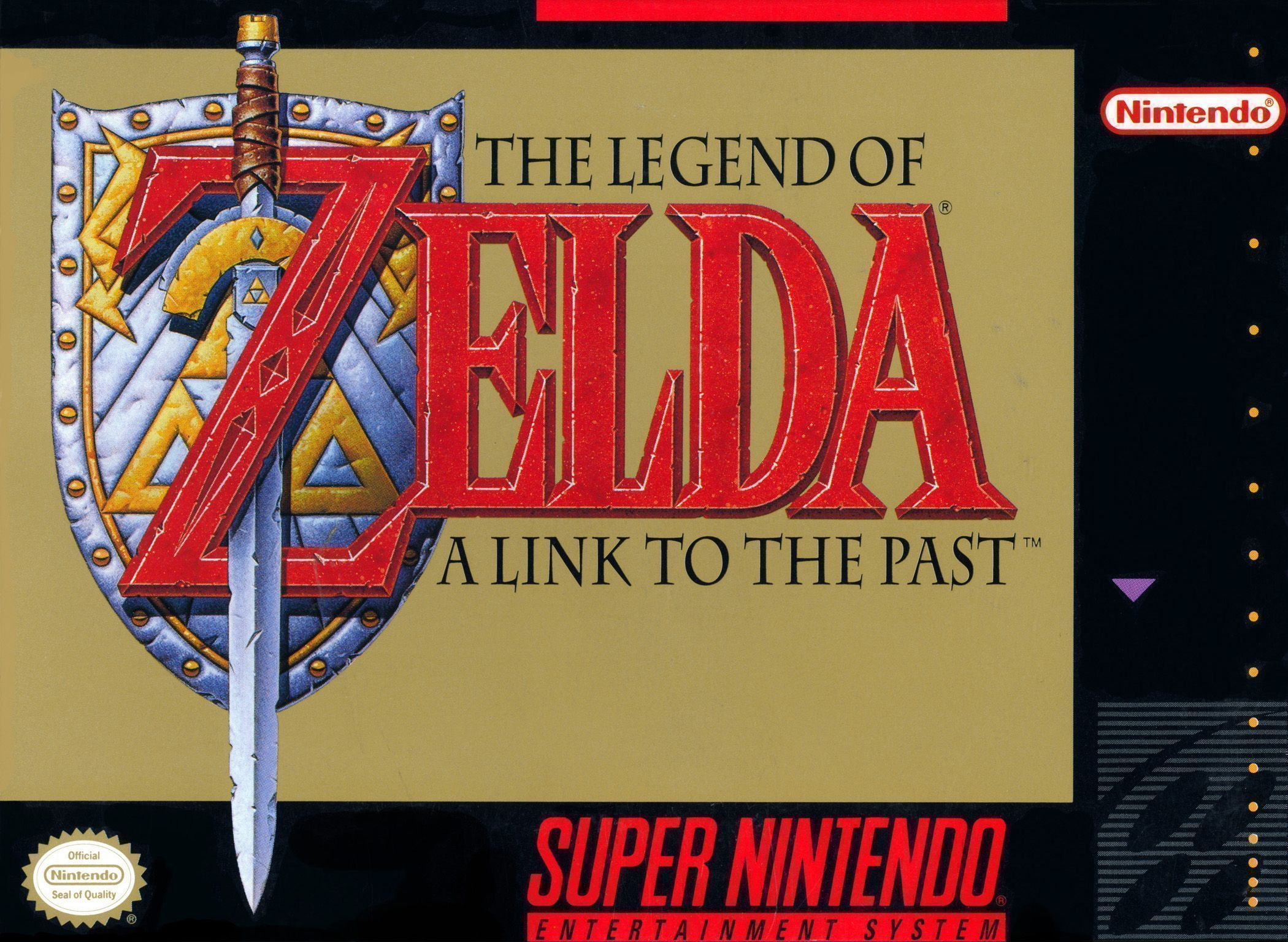 Search For Link, The (Zelda Hack)