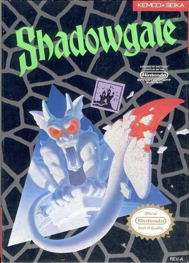 Shadowgate (SW)