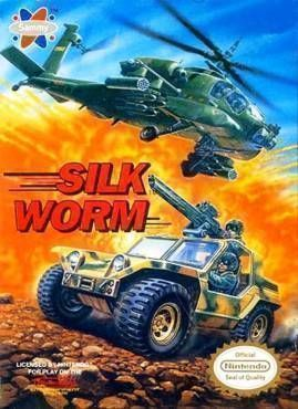 Silk Worm [h1]