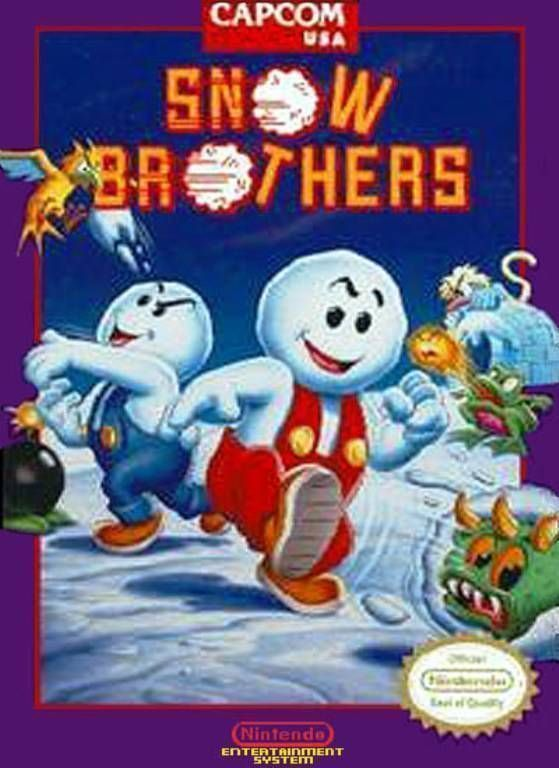 Snow Killers (Snow Bros Hack)