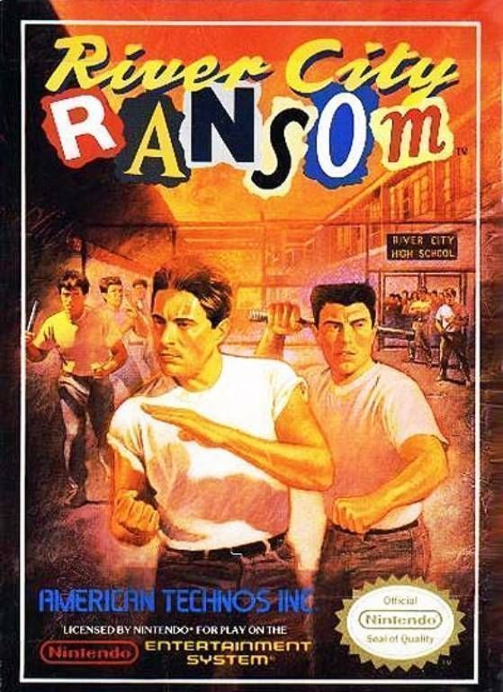 Stick River City Ransom (Hack)