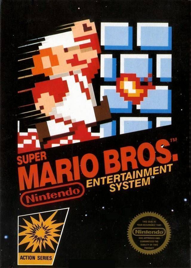 Super Cyborg Bros (SMB1 Hack)