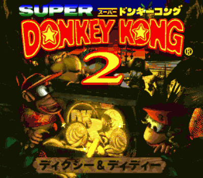Super Donkey Kong 2 [a1]