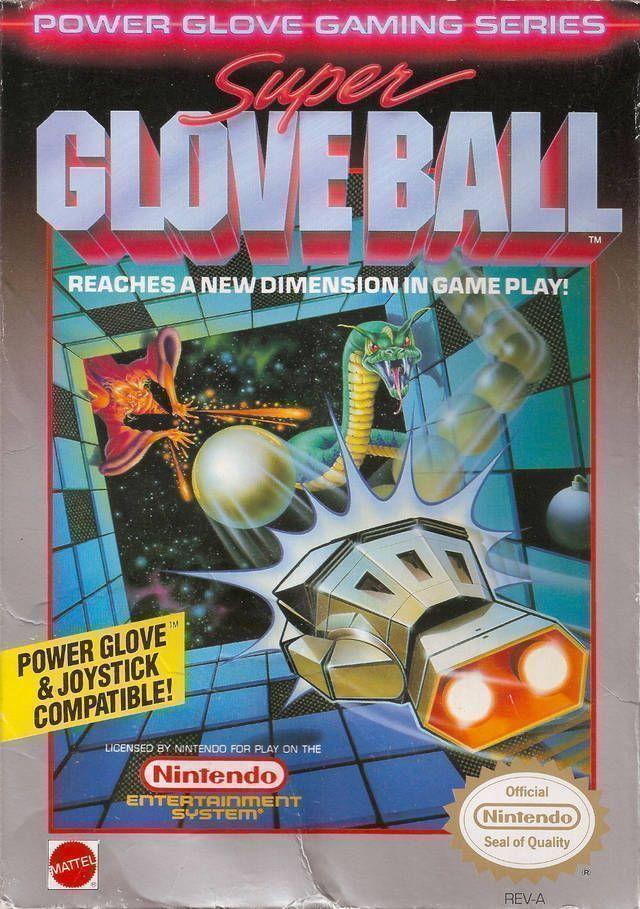 Super Glove Ball