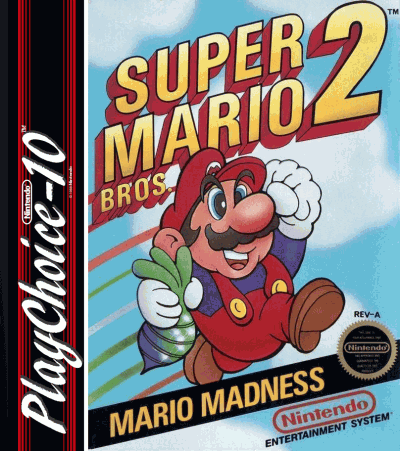Super Mario Bros 2 (PC10)