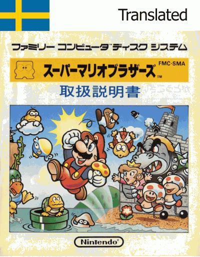 Super Mario Bros (JU) (PRG 1) [T-Swed]
