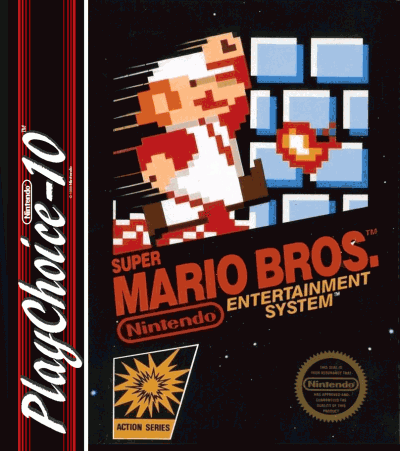 Super Mario Bros (PC10)