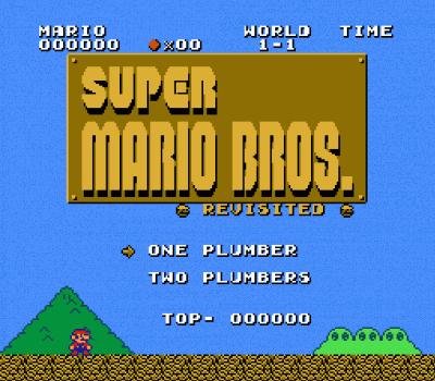 Super Mario Bros Revisited V4.3 (SMB1 Hack)