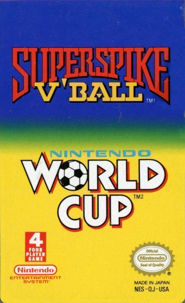 Super Spike V'Ball - Nintendo World Cup