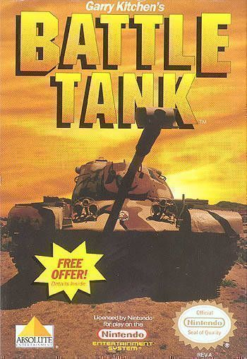Tank Demo (Mapper 1 NTSC) (PD)