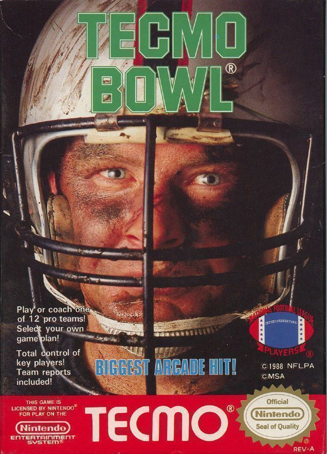 Tecmo Bowl 97 (Hack)