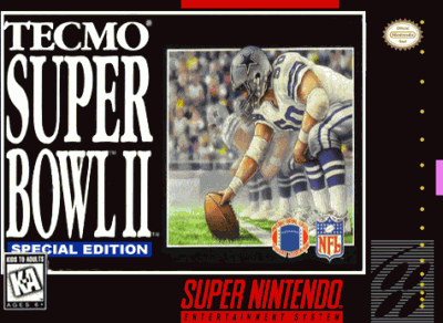Tecmo Bowl 97 Special Edition (Hack)