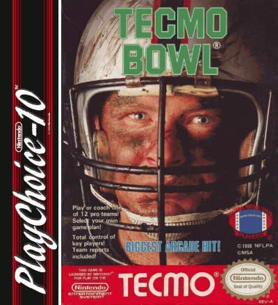 Tecmo Bowl (PC10)