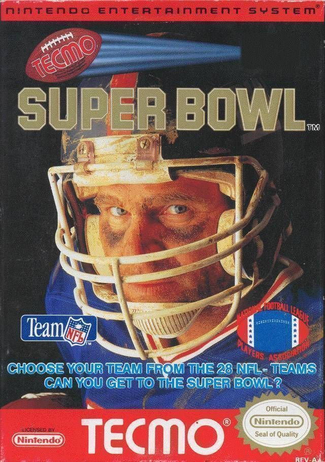Tecmo Super Bowl 2000 (Tecmo Super Bowl Hack)