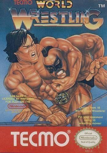 Tecmo World Wrestling