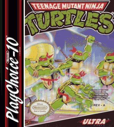 Teenage Mutant Ninja Turtles (PC10)