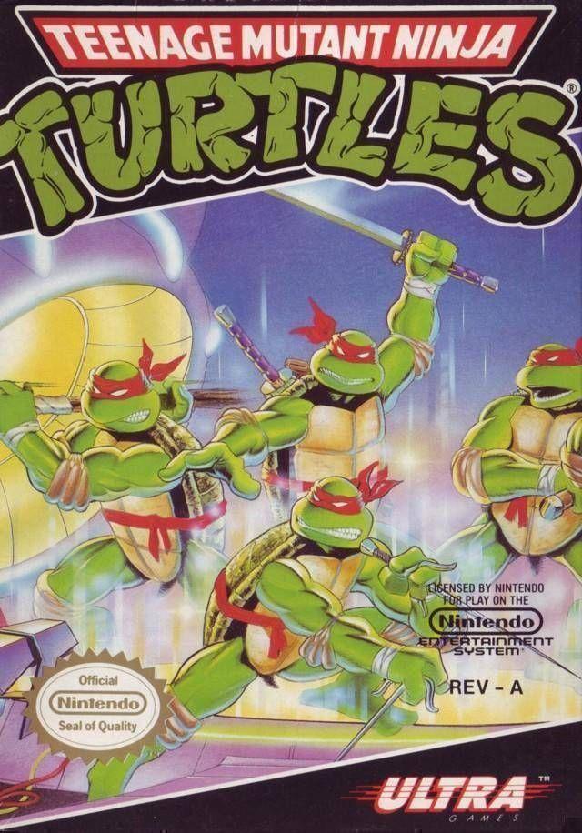 Teenage Mutant Ninja Turtles [T-Span1.0]
