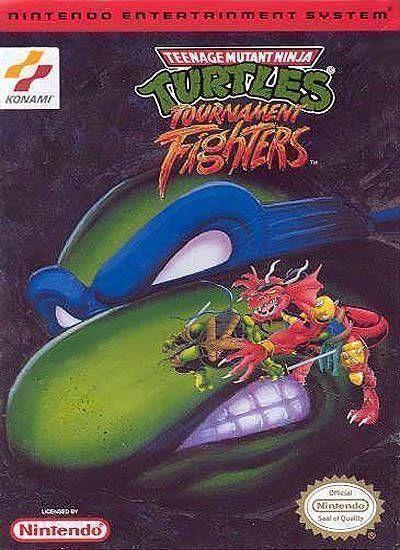 Teenage Mutant Ninja Turtles Tournament Fighters [h1]