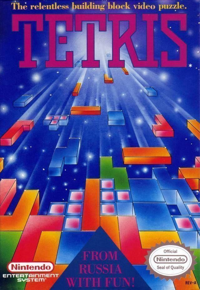 Tetris ROM - Nintendo (NES) | Emulator Games