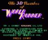3-d battles of world runner, the [hm34] rom