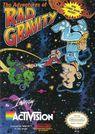 adventures of rad gravity, the rom