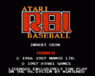 atari rbi baseball (vs) rom